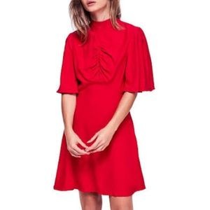 NWT Free People Be My Baby Mini A-Line Dress